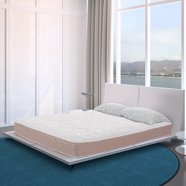 DoubleRest Flippable Queen-size Innerspring Mattress