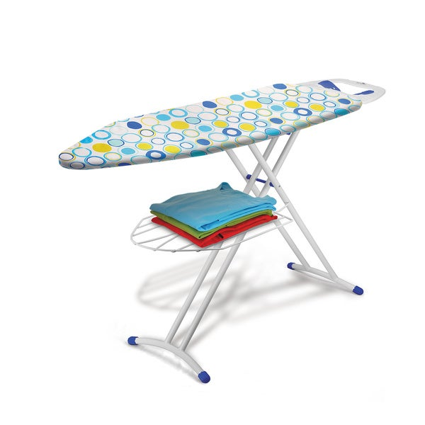 Pride Ironing Board with Hanging Hooks