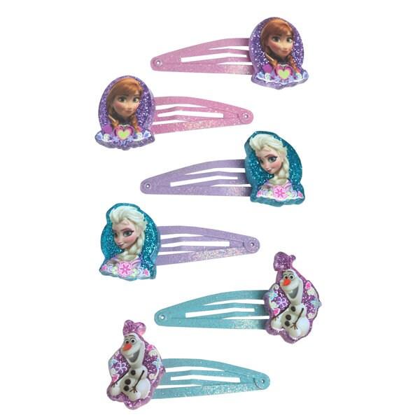Disney Frozen 6-Piece Snap on
