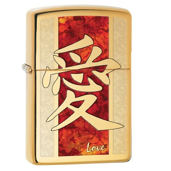 Zippo Classic Chinese Love Fusion Lighter