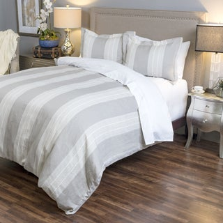 Chathum Collection Filled Duvet Cover by Arden Loft