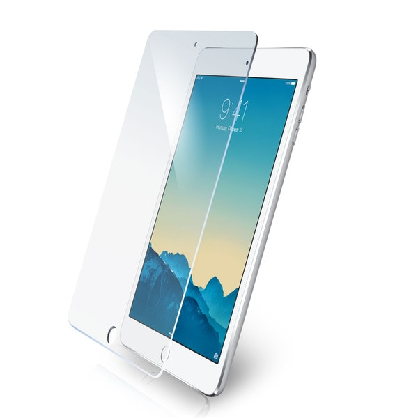 roocase Tempered Glass Screen Protector for Apple iPad Mini 4