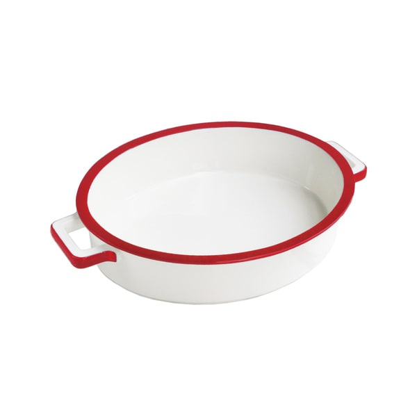 Chelsea Oval Ceramic Baking Dish