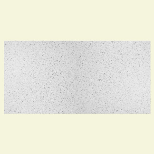 Genesis Printed Pro White 2 x 4 Lay-in Ceiling Tile (Carton of 10)
