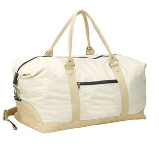 Goodhope Lightweight 21-inch Carry On Canvas Duffel Bag