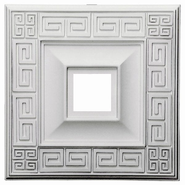 18-inch Square Ceiling Medallion
