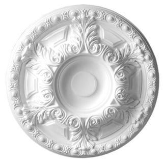 24-inch Round Acanthus Leaves Ceiling Medallion