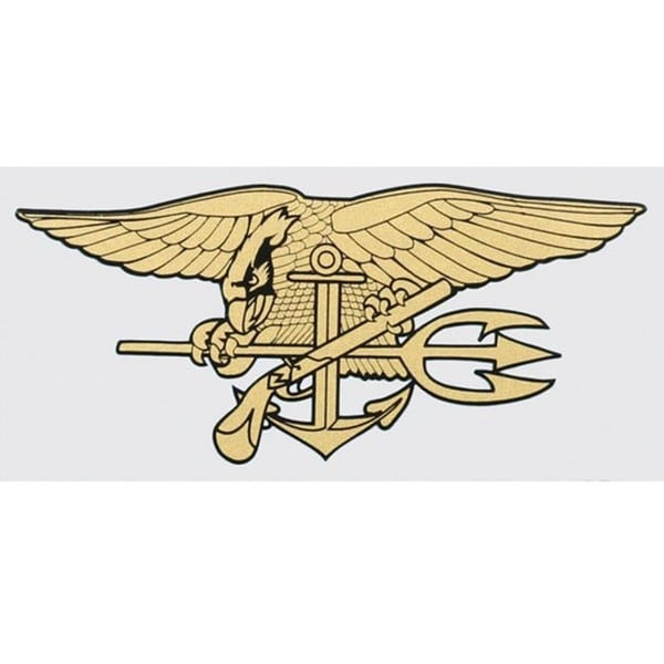 US Navy SEAL Logo Car Decal