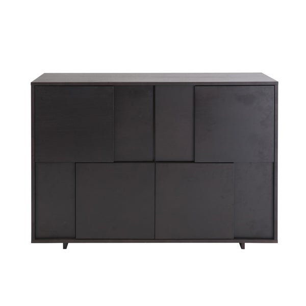 Cabrio Black Sideboard