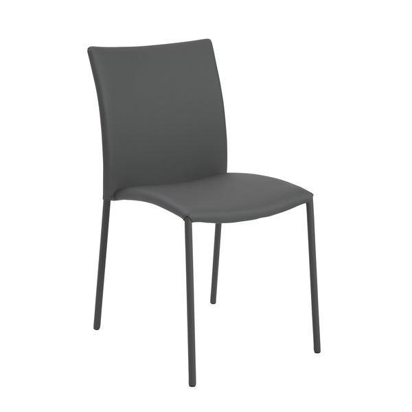 Naruto Grey Grey Side Chairs (Set of 4)