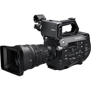 Sony PXW-FS7 4K XDCAM Super35 Camcorder with 28-135mm