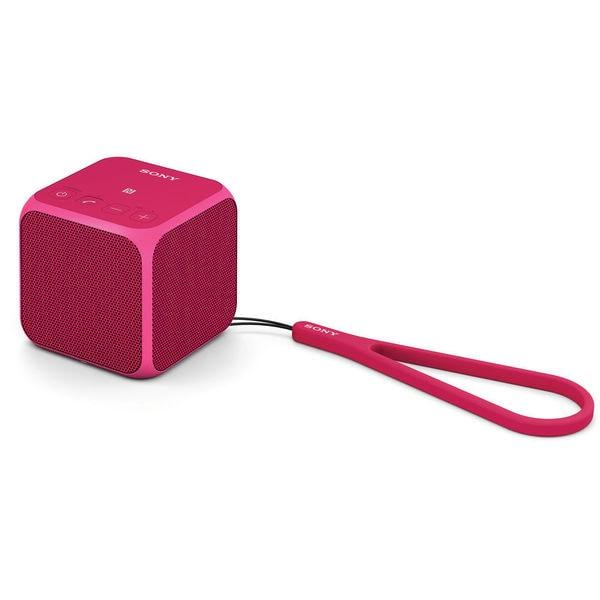 Sony SRS-X11 Ultra-Portable Bluetooth Speaker (Pink)
