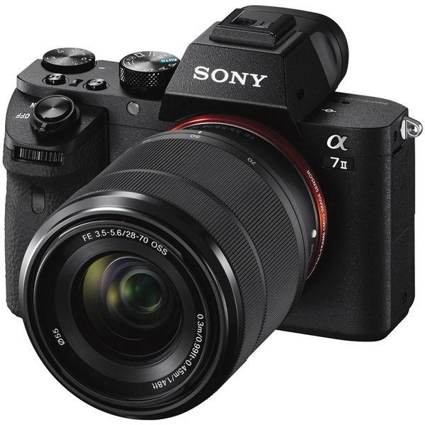 Sony Alpha a7 II Mirrorless Digital Camera with FE 28-70mm 16527211