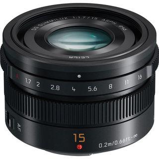 Panasonic LUMIX G Leica DG Summilux 15 mm Lens