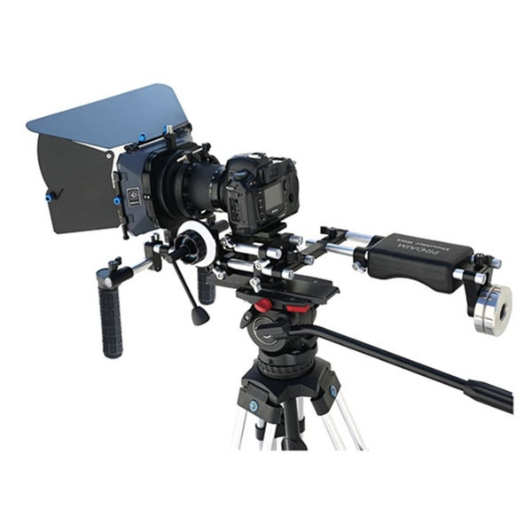 Proaim Shoulder Mount DSLR Kit-11
