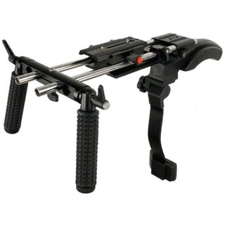 Proaim Shoulder Mount Stabilizer with Chest Support with 15mm Rail System