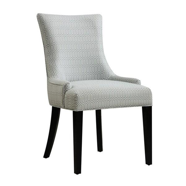 Leonardo Grey Fabric Dining Chair