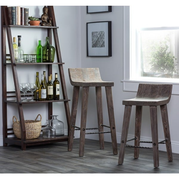 KOSAS HOME Tam 24 inch Bar Stool