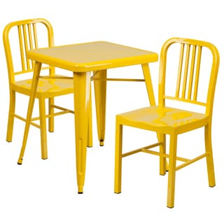 Metal Table Set