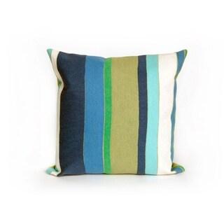 Vertical Stripe 20-inch Throw Pillow