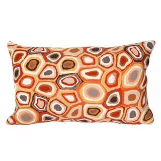 Pop Rocks Throw Pillow