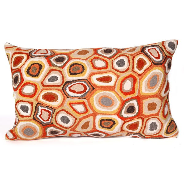 Pop Rocks Throw Pillow