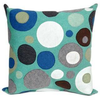 Dots 20-inch Throw Pillow