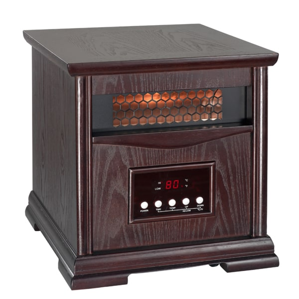 Dynamic 4 Element 1500 Watt Infrared Quartz Heater/ HTR-1500-400