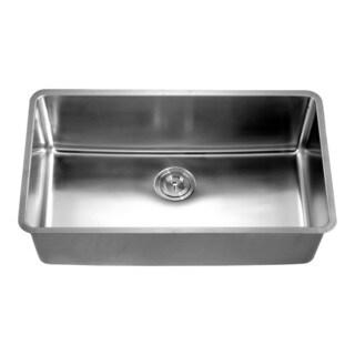 Dawn® Stainless Steel Undermount Single Bowl Sink