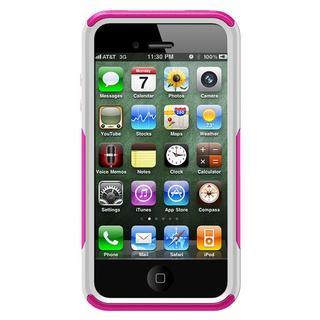 OtterBox 77-26873 Commuter Series for iPhone 4/4s - Hot Pink