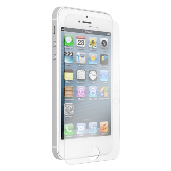 Glass Pro Tempered Glass Screen Protector for Apple iPhone 5/ 5s/ 5c