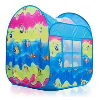 Dimple Children's Pop-up Oceanworld Tent