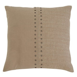 Signature Design by Ashley Textured Natural Throw Pillow