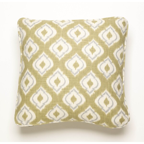 SB Signature Design by Ashley Macie Lime Throw Pillow