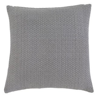 Signature Design by Ashley Solid Gray Throw Pillow