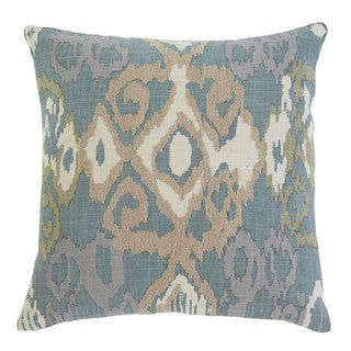 Signature Design by Ashley Patterned Blue Pillow Cover
