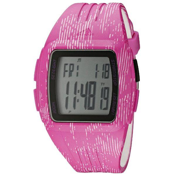Adidas Unisex ADP3185 'Duramo' Pink Polyurethane Watch