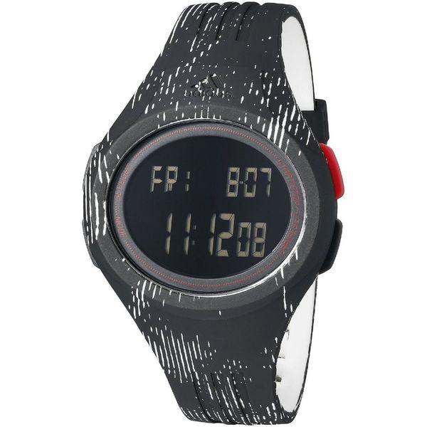 Adidas Unisex ADP3178 'Uraha' Black Polyurethane Watch