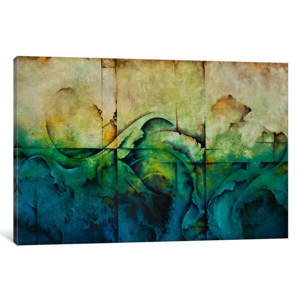 iCanvas Paradise by CH Studios Canvas Print