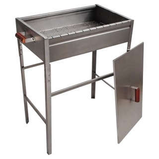 Alpine Cuisine 44-inch Stainless Steel Barbecue