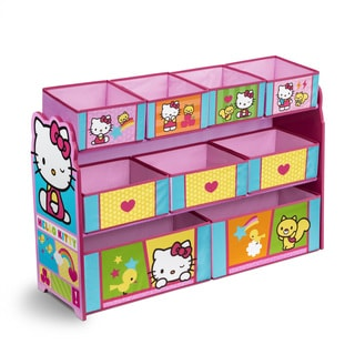 Delta Children Hello Kitty Deluxe Multi-bin Organizer