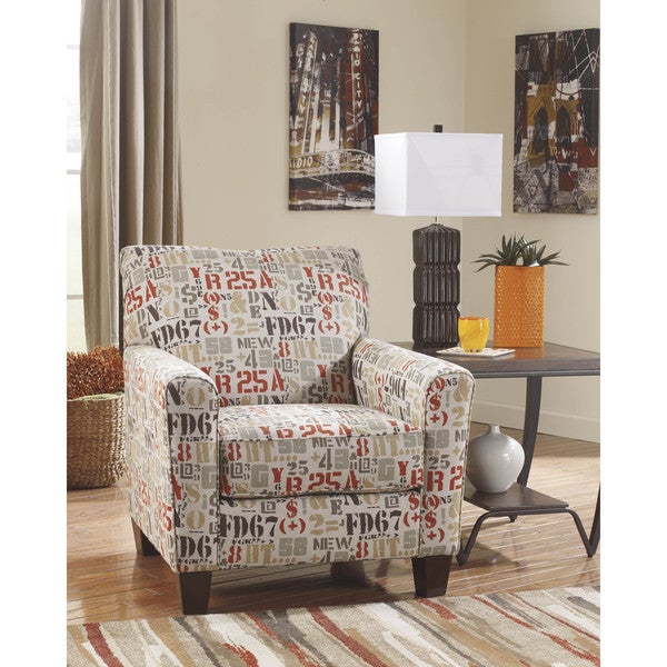 Signature Design by Ashley Deshan Accents Mango Accent Chair