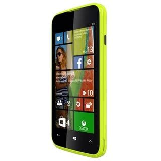 BLU Win JR W410L Unlocked GSM Windows 8.1 OS Quad-Core HSPA Cell Phone