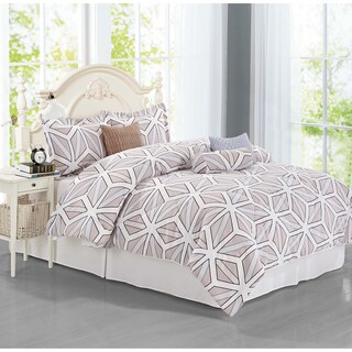 Ink Ivy Sierra Cotton 3 Piece Duvet Cover Set Overstock