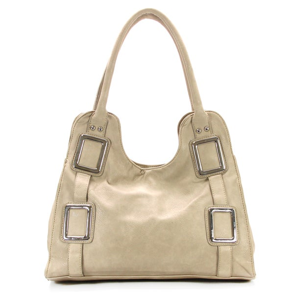 Royal Lizzy Couture Soldat 2-handle Shoulder Hobo Tote