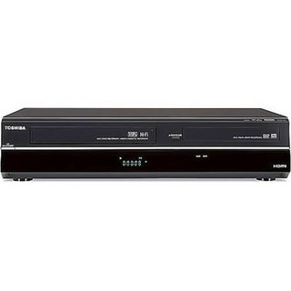 Toshiba DVR620 VCR/ DVD Player and Recorder Combo (Refurbished)