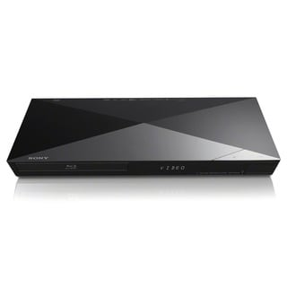 Sony BDP-S6200 3D Blu-ray Player with Wi-Fi and 4K Upscaling (Refurbished)