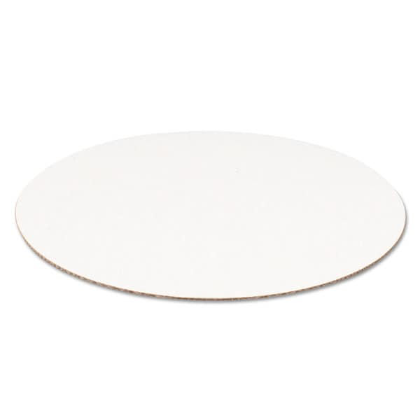 Pratt White Pizza Circles (Pack of 100)