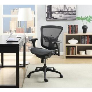 Serta Novo Ergonomic Manager Black Mesh Chair