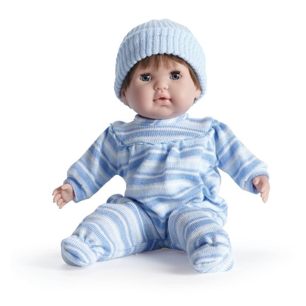 Huggable and Lovable Blue Doll